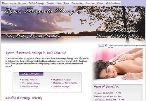 Local Business Website Design